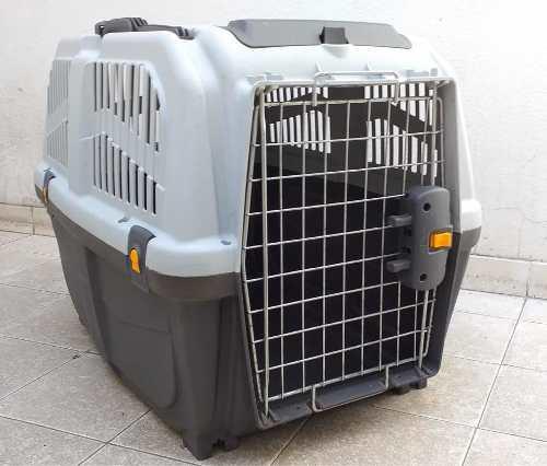Jaula transporte animales skudo n4