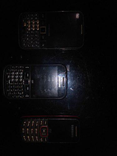 Lote de celulares para reparar o para repuestos.