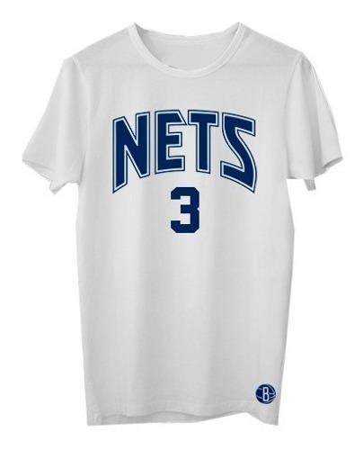 Remera basket nba brooklyn nets (016) #3 drazen petrovic