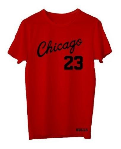 Remera basket nba chicago bulls (009) #23 michael jordan