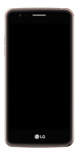 Repuesto vidrio glass lg k8 2017 x240 negro original