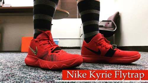 Zapatillas de básquet nike kyre flytrap us 9/11/11,5