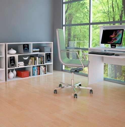 2 modulos rack combinables oficina diseño cubos