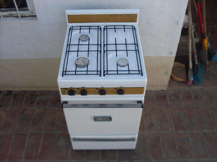 Cocina orbis 3 hornallas horno y parrilla exc/estdo..