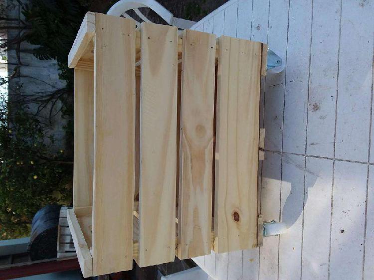 Cajones para uso domestico, comercial o industrial apilables
