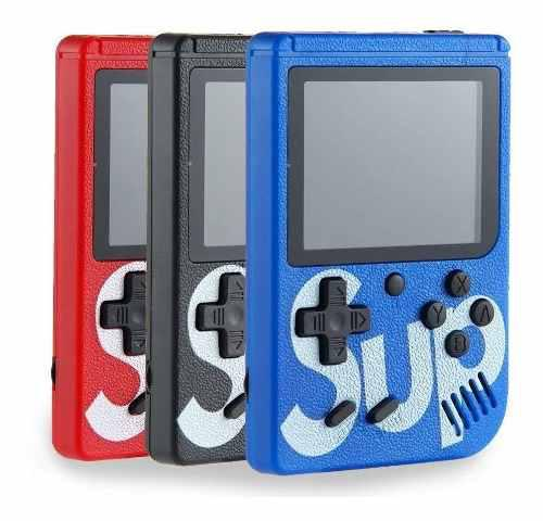 Consola retro portatil 400 en 1 videojuegos family game