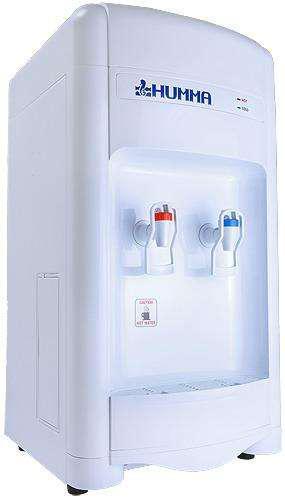 Dispenser de agua humma frío calor para agua de red con