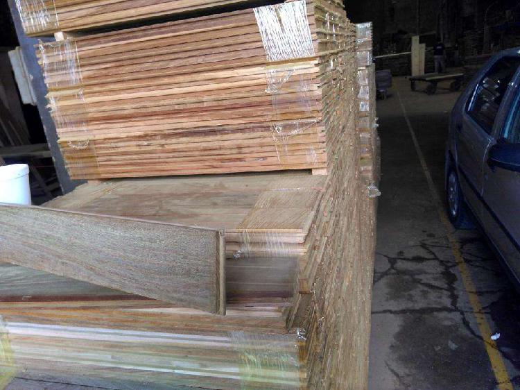 Lapacho piso entablonado de 1x6 de 40cm hasta 2,10 de largo