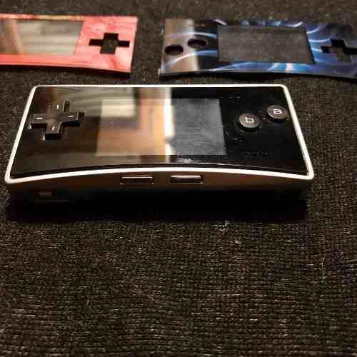 Nintendo game boy micro - consola portatil