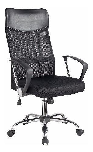 Sillon ejecutivo respaldo alto, silla escritorio pc + comodo