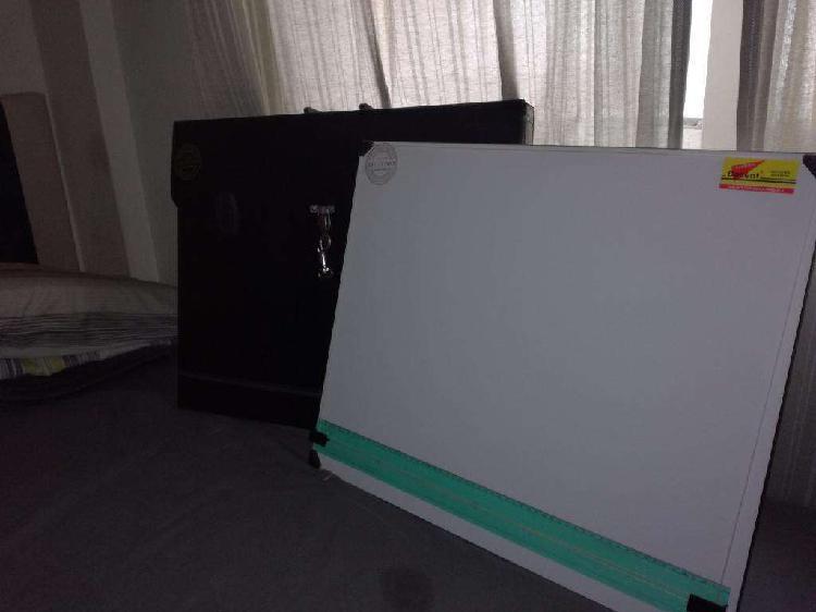 Tablero dibujo dozent 50x60