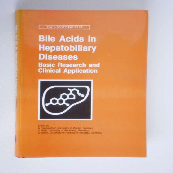 Acido biliar en enfermedades hepatobiliares. paumgartner. en