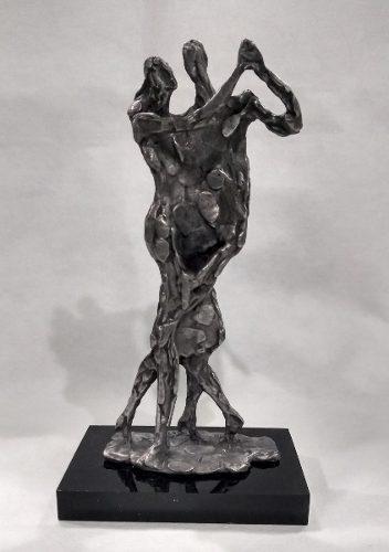 Antonio pujia escultura tango original