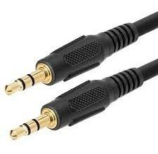 Cable Audio Mini Plug 1,8 Metros Estéreo Auxiliar Jack 3.5