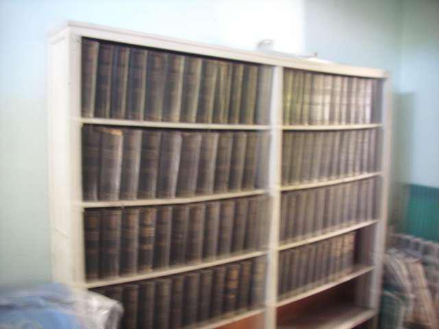 Diccionario enciclopédico en Santa Fe