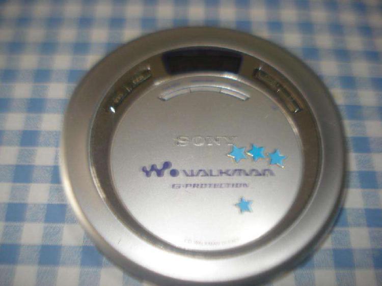 Dicsman sony walkman d ej621 funcionando de coleccion