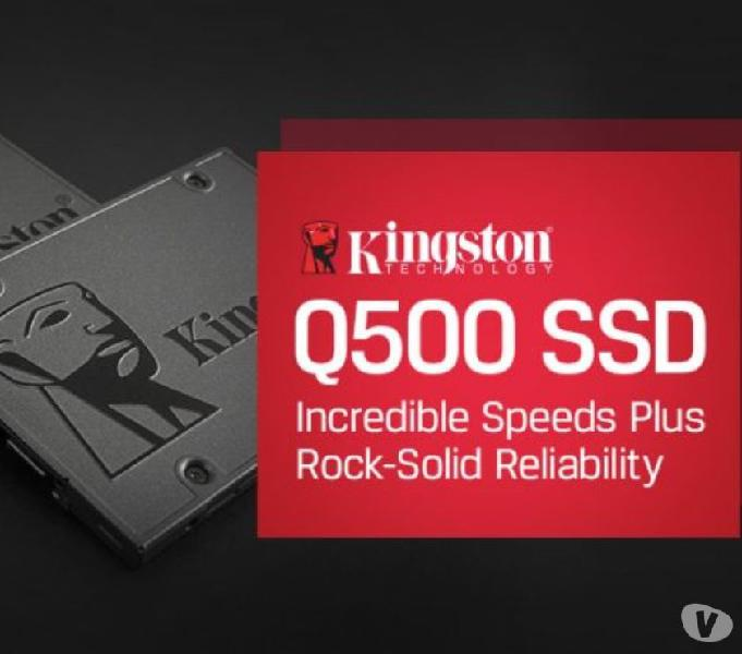 Disco Ssd 960gb Kingston Q500 Pc Notebook