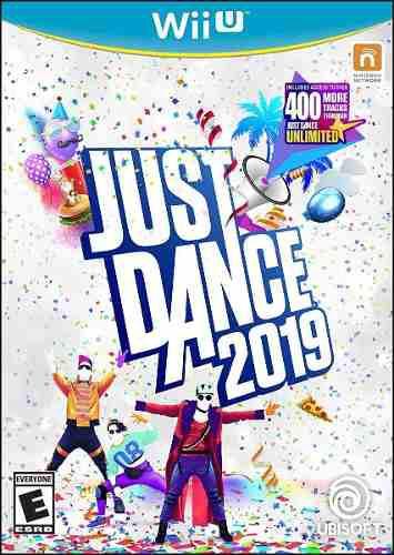 Pack juegos digitales wii u. just dance 2019+ pack oferta!
