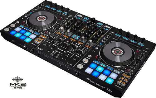 Pioneer ddj-rx controlador dj 4 canales rekordbox oferta