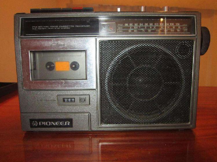 Radiograbador pioneer mod rk355