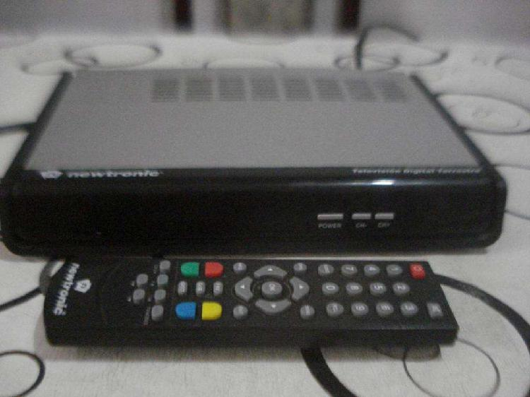Receptor y decodificador tv digital abiert newtronic dv5306
