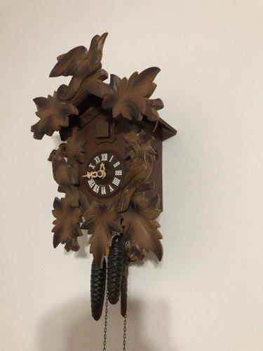 Reloj cucu selva negra jmius west germany - antiguo