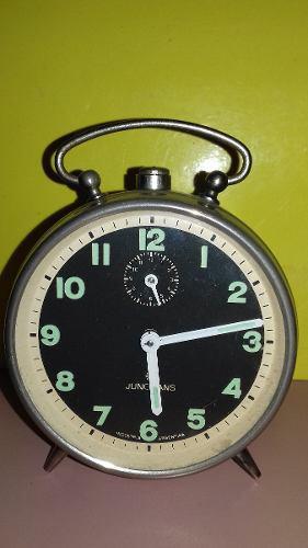 Reloj despertador junghans antiguo vintage