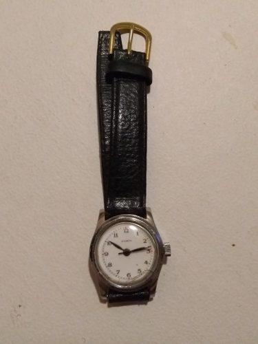 Reloj eterna antiguo cuerda manual