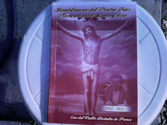 Vendo libro semblanza del padre diaz en Yerba Buena