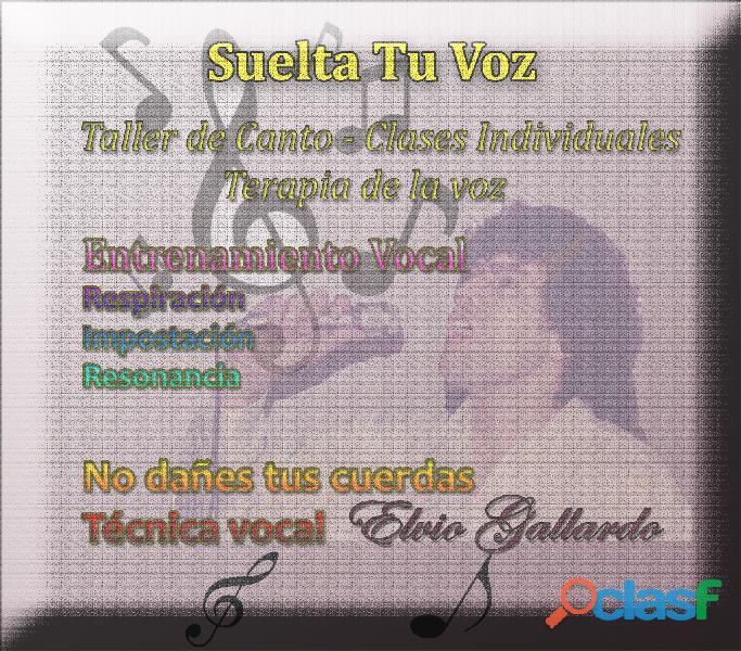 Clases de Canto   San Isidro