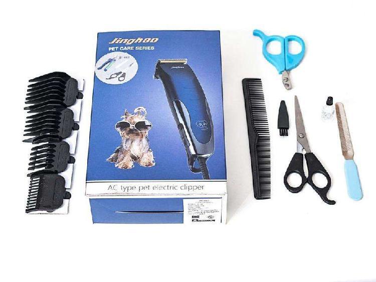 Cortadora de pelo para mascotas jinghao jh-663