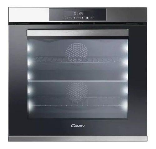 Horno electrico candy fcdp818vx 78 lts acero inox 2100w cuot