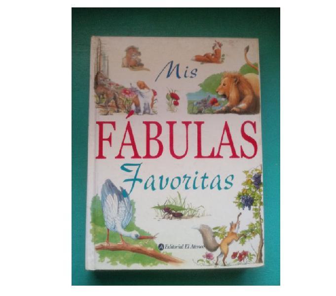 """Libro """"Mis Fábulas Favoritas"""" de El Ateneo"""