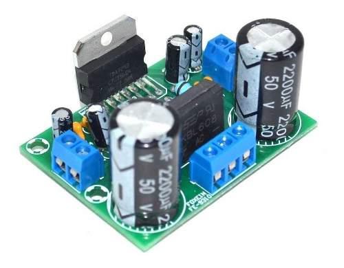 Modulo amplificador de audio mono 100w rms con tda7293