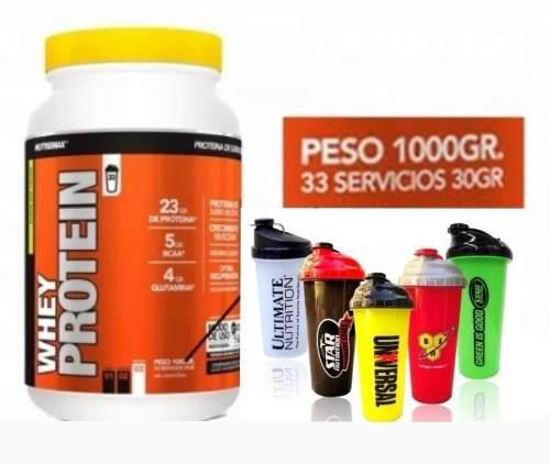 Proteína Nutremax + Shaker