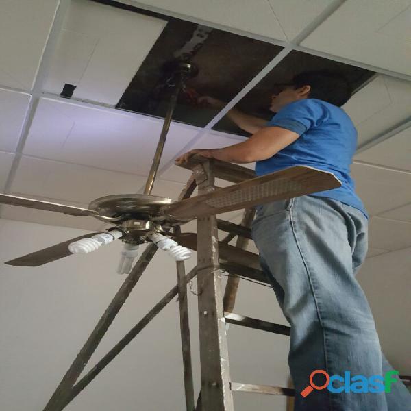 Electricista Matriculado servicios generales consulte! 2