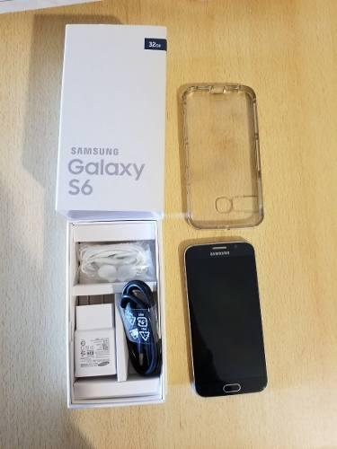 Celular samsung galaxy s6 flat sm-g920i bateria full libre