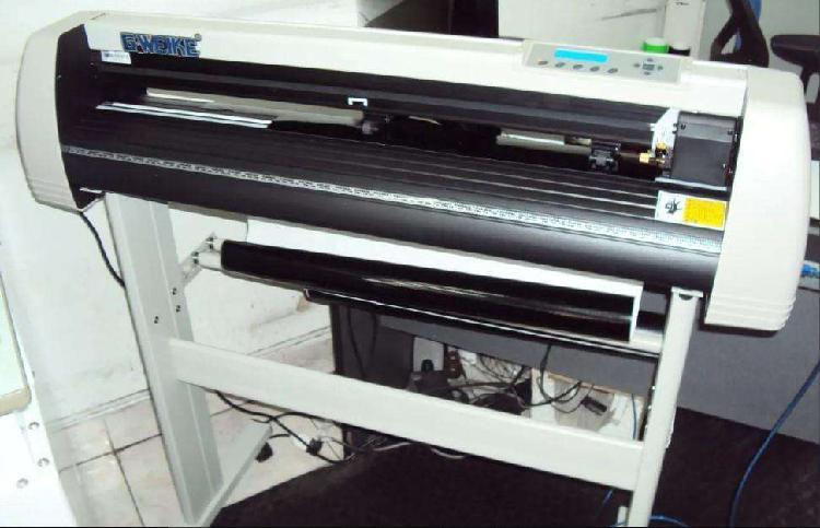 Impresora epson cx3900plotter corte contorno láser 80 cms