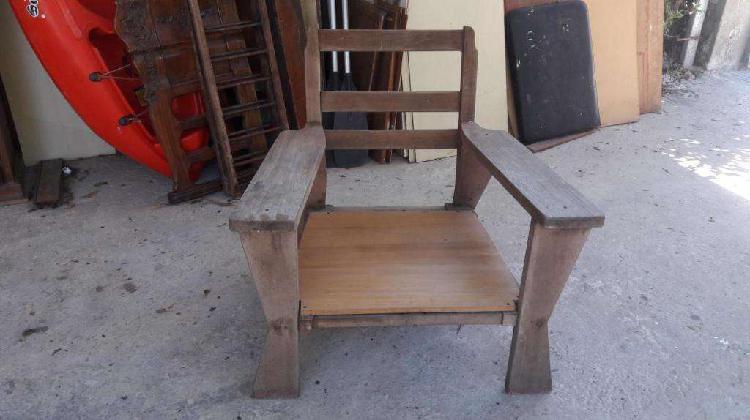 Sillon madera gruesa 900