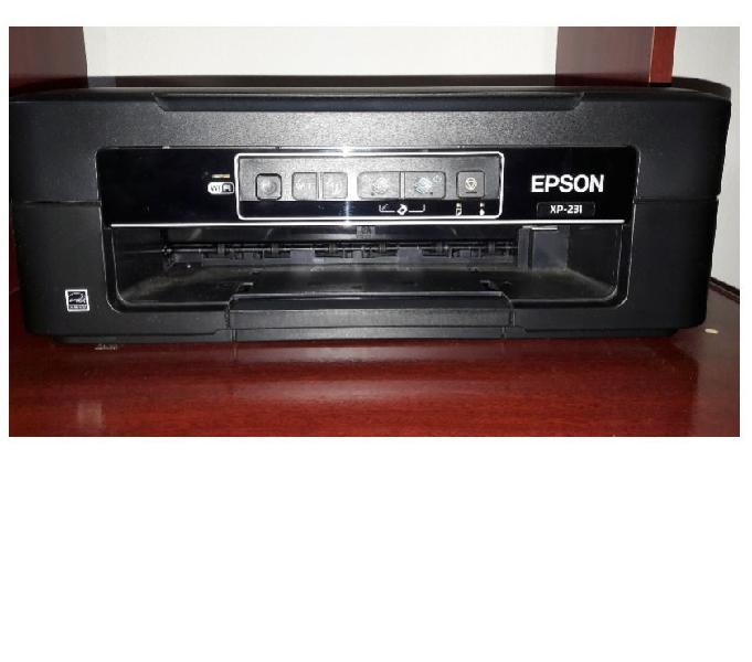 Vendo impresora epson xp – 231