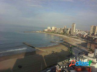 1 ambiente piso 24 vista panoramica al mar y ciudad