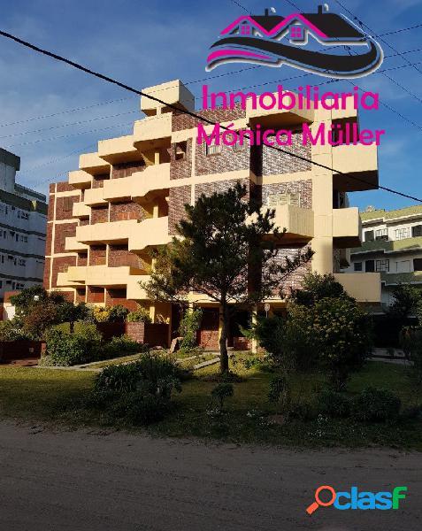 Verano 2020/2021 - edificio icono - dpto. 3 amb. a dos cuadras de la playa!!!!