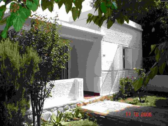 Hermosa casa a tres cuadras de la plaza central en capilla