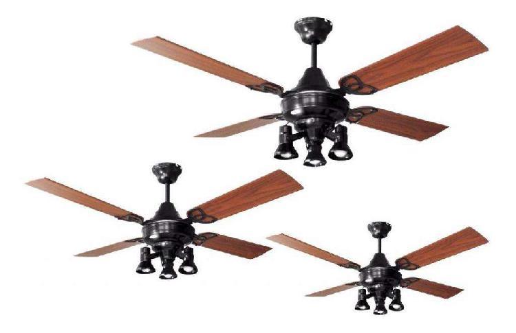 3 ventiladores de techo martin y martin ocean excelente
