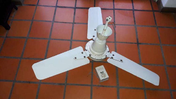 Ventilador de techo metal 5 velocidades