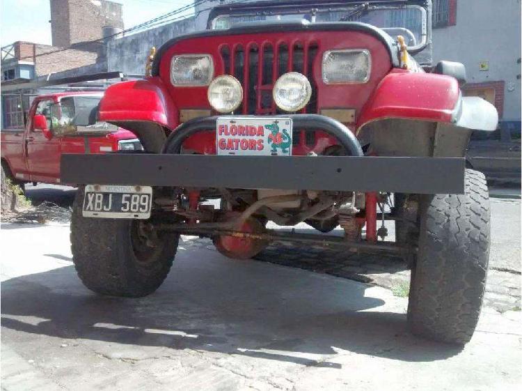 1960 jeep ika 4x4 v8