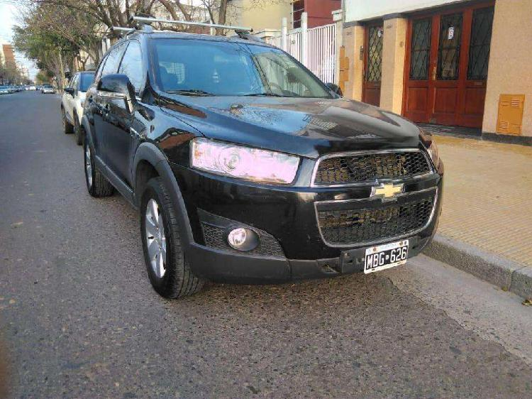 Chevrolet captiva lt 2014 7 asientos