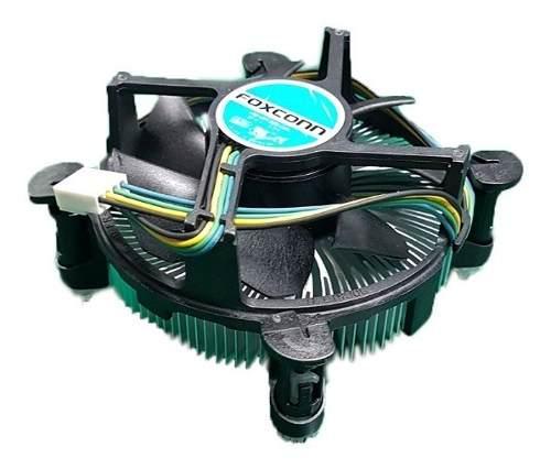 Cooler pc intel 1156/1155 núcleo de cobre nuevos box