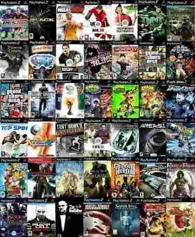 Juegos ps2 playstation 2 todos los titulos x5unid a eleccion