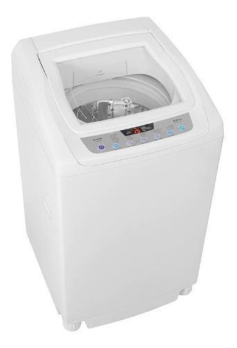 Lavarropas electrolux fuzzywash blanco casa hector
